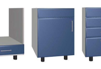 Rodzaje szafek pod sprzęt AGD
