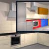 Strefy w kuchni